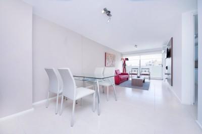 Viamonte 200 ( 1 Dormitorio / Piscina / Balcón con asador)