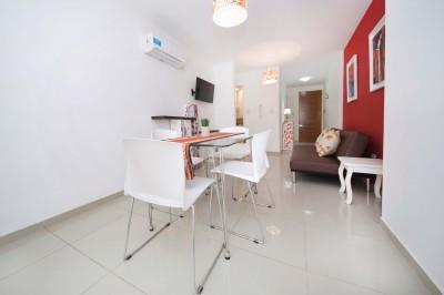 Bv Illia 620 ( 1 Dormitorio y Medio )