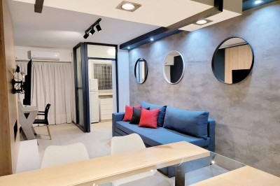 Ituzaingo 600 ( 1 Dormitorio / Terraza propia c asador )